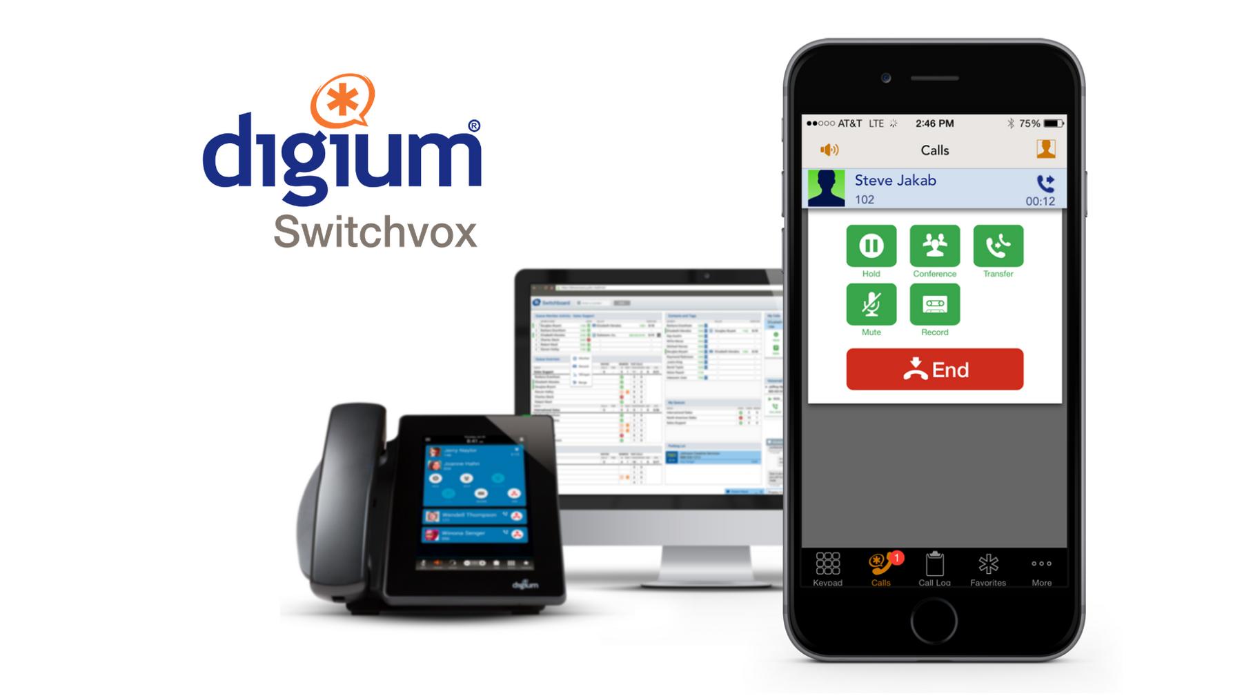 Switchvox phone system